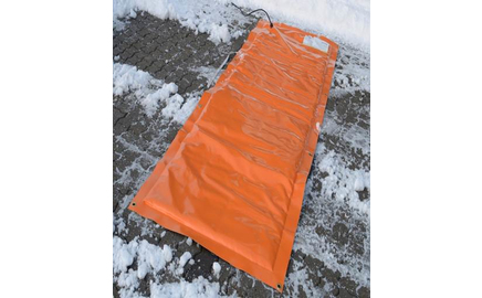 Construction Site Ice And Snow Melting Systems