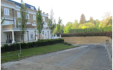 A New Driveway Heating System For An Underground Parking Access Ramp In Ascot