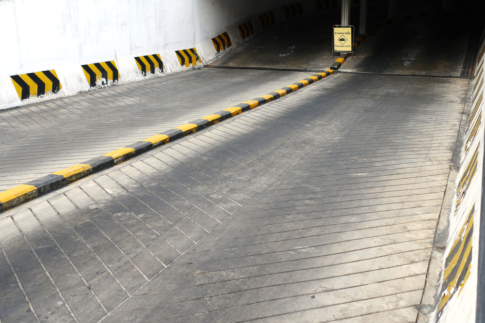 Parking Ramps & Bays