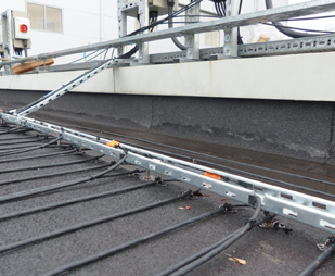 Roof Heating, Large South East UK Factory